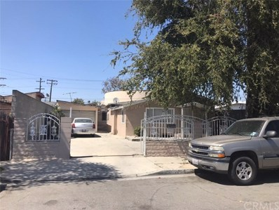 1661 E 64th St, Los Angeles, CA 90001 - MLS#: MB18204438