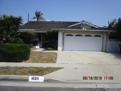 1829 W 185th Street, Torrance, CA 90504 - MLS#: MB18206490