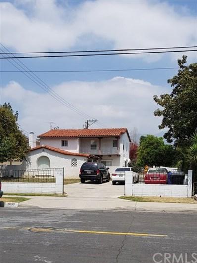 9033 E Fairview Avenue, San Gabriel, CA 91775 - #: MB18208186