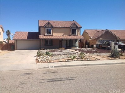 1729 Gable View Street, Palmdale, CA 93550 - MLS#: MB18227637
