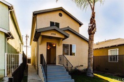 6558 S Van Ness Avenue, Los Angeles, CA 90047 - MLS#: MB18228412