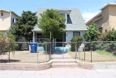 753 E 22nd Street, Los Angeles, CA 90011 - MLS#: MB18233925