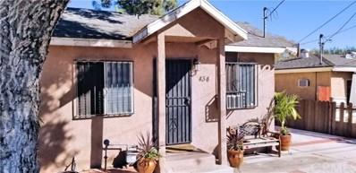 434 S California Street, San Gabriel, CA 91776 - MLS#: MB18253619