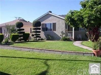 12117 EDDYSTONE, Whittier, CA 90606 - MLS#: MB18266776