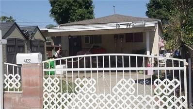 4122 Acacia Avenue, Pico Rivera, CA 90660 - MLS#: MB18278593