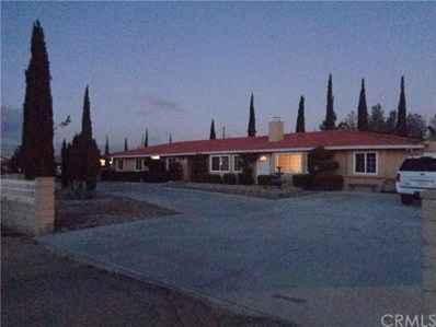 15377 Blackfoot Road, Apple Valley, CA 92307 - #: MB18282571