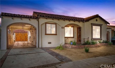2101 Thurman Avenue, Los Angeles, CA 90016 - MLS#: MB19005997