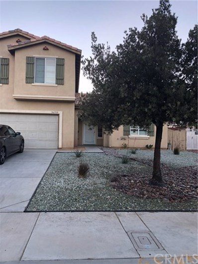 36759 37th E Street, Palmdale, CA 93550 - MLS#: MB19008617