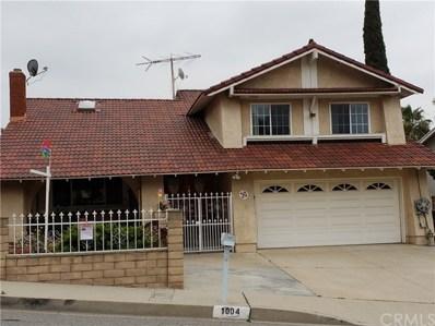 1004 N Iguala Street, Montebello, CA 90640 - MLS#: MB19018795