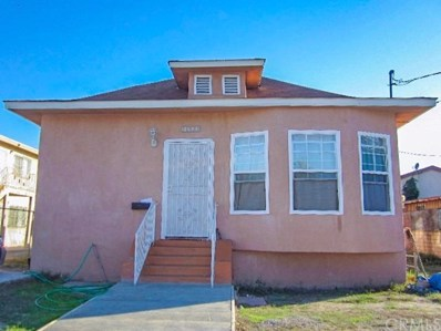 1174 E 41st Place, Los Angeles, CA 90011 - MLS#: MB19026851