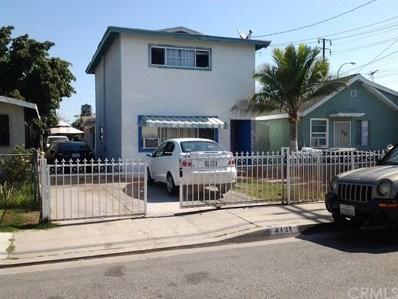 4131 Olive Street, Cudahy, CA 90201 - MLS#: MB19035081