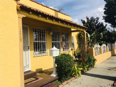 1229 E 59th Street, Long Beach, CA 90805 - MLS#: MB19040611