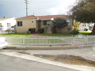 6700 Ferguson Drive, Commerce, CA 90022 - MLS#: MB19050496