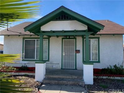 456 W Main Street, San Jacinto, CA 92583 - MLS#: MB19056865