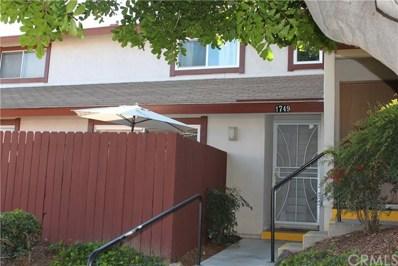 1749 Bradbury Drive, Montebello, CA 90640 - MLS#: MB19060821