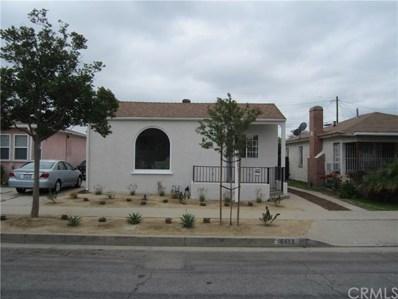 6418 Fairfield Street, East Los Angeles, CA 90022 - MLS#: MB19108153