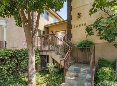 14618 Gilmore Street UNIT 6, Van Nuys, CA 91411 - MLS#: MB19113570