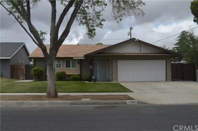 43851 Beech Avenue, Lancaster, CA 93534 - MLS#: MB19116170