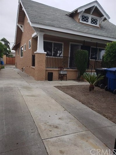 641 E 91st Street, Los Angeles, CA 90002 - MLS#: MB19129625