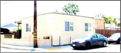 5801 Esperanza Avenue, Whittier, CA 90606 - MLS#: MB19136384