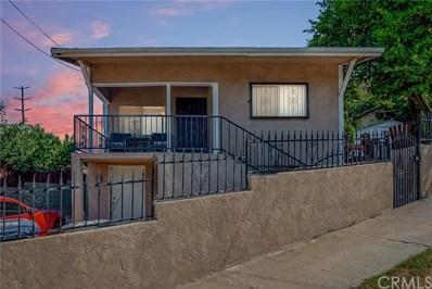 3711 Flora Avenue, Los Angeles, CA 90031 - MLS#: MB19206064