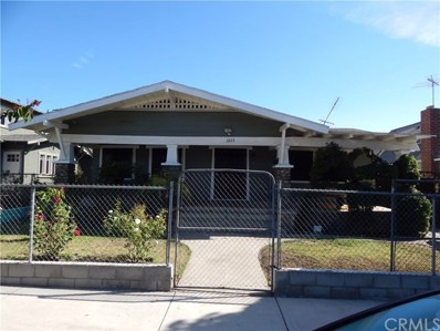 2222 W 28th Street, Los Angeles, CA 90018 - MLS#: MB19218905