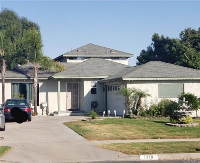 1318 N Vine Avenue, Ontario, CA 91762 - MLS#: MB19237155
