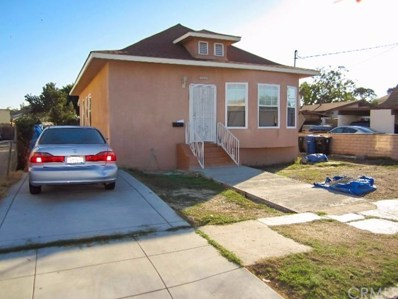 1174 E 41st Place, Los Angeles, CA 90011 - MLS#: MB19241810