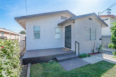 2742 Allesandro Street, Los Angeles, CA 90039 - MLS#: MB19249817