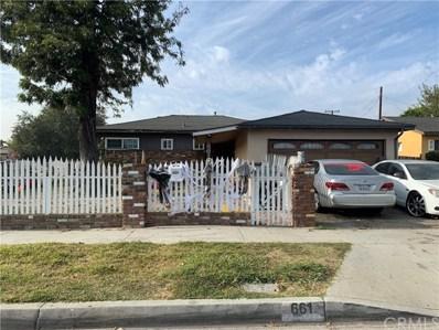 661 Big Dalton Avenue, La Puente, CA 91746 - MLS#: MB19265216