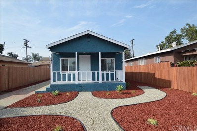 1143 S Marianna Avenue, East Los Angeles, CA 90023 - MLS#: MB19265294