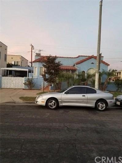 6085 Northside Drive, East Los Angeles, CA 90022 - MLS#: MB19265574