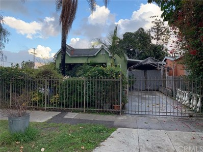 3676 S Gramercy Place, Los Angeles, CA 90018 - MLS#: MB19277194