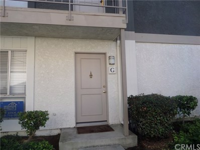 2865 S Fairview Street UNIT G, Santa Ana, CA 92704 - MLS#: MB19280154