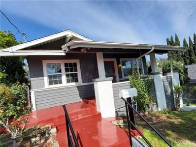 6033 Burwood Avenue, Highland Park, CA 90042 - MLS#: MB19282813