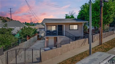 3711 Flora Avenue, Lincoln Heights, CA 90031 - MLS#: MB20005234