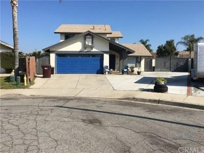 24363 Comfort Court, Moreno Valley, CA 92553 - MLS#: MB20010477