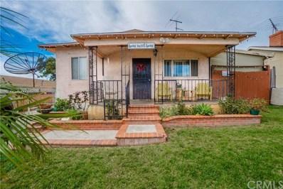 11121 Inez Street, Whittier, CA 90605 - MLS#: MB20013564