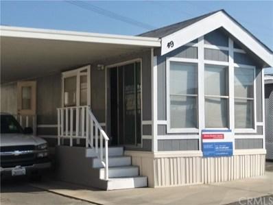 630 S Maple Avenue UNIT 49, Montebello, CA 90640 - MLS#: MB20027527
