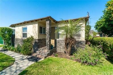 251 E Bort Street, Long Beach, CA 90805 - MLS#: MB20059119