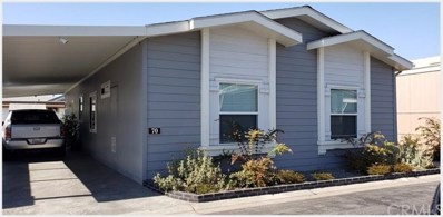 2139 E 4th Street UNIT 70, Ontario, CA 91764 - MLS#: MB20068164