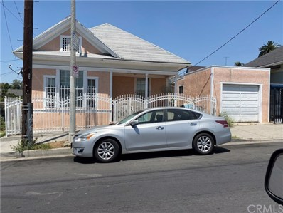 219 N Mott Street, Los Angeles, CA 90033 - MLS#: MB20089482