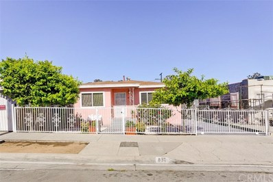 836 CORDOVA Avenue, East Los Angeles, CA 90022 - MLS#: MB20098904