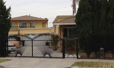 6641 Charner Street, Bell Gardens, CA 90201 - MLS#: MB20205448