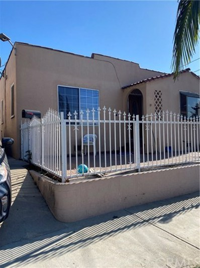 1034 Ronan Avenue, Wilmington, CA 90744 - MLS#: MB21004952