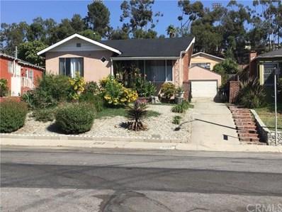 4445 Yellowstone Street, El Sereno, CA 90032 - MLS#: MB21045851