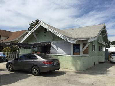 3511 E Cesar E Chavez Avenue, East Los Angeles, CA 90063 - MLS#: MB21073974