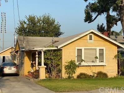 7006 Fishburn Avenue, Bell, CA 90201 - MLS#: MB21161326
