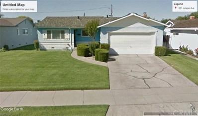 631 Juniper Avenue, Atwater, CA 95301 - MLS#: MC17210159