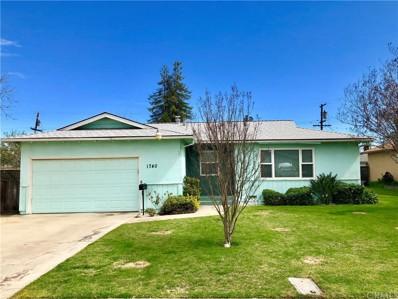 1740 Jean Street, Merced, CA 95341 - MLS#: MC18078252
